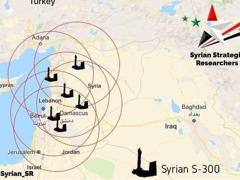 """叙利亚S300首度开张击落一架美军""""全球鹰""""巴沙尔恳请普京力挺"""