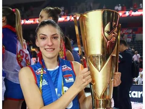 女排欧锦赛,最佳排名榜中榜,博斯蝉联MVP,边攻塞拉自成一档