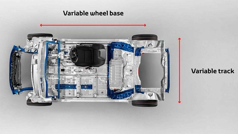 丰田发布全新TNGA小型车平台 Yaris雅力士或将搭载其平台