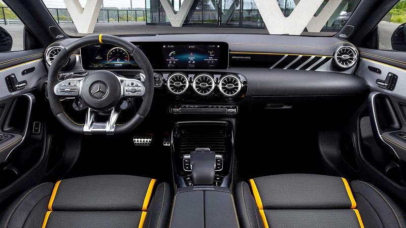 最强2.0T发动机 全新奔驰CLA45 S将于法兰克福车展正式亮相