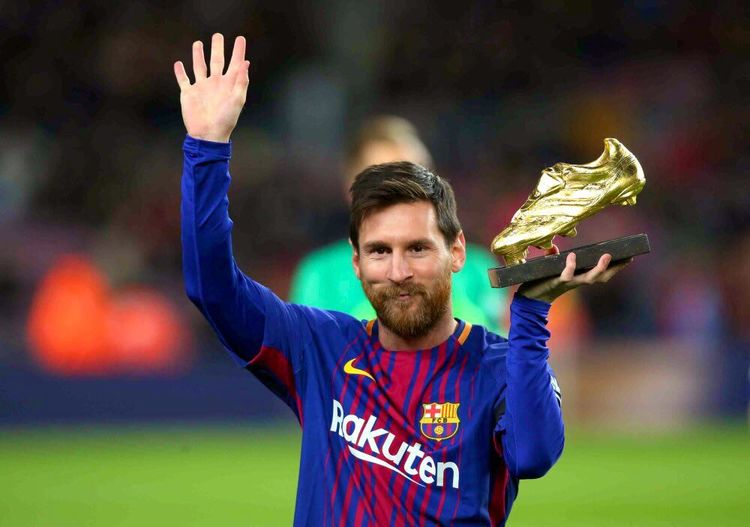 梅西本赛季冲击6大纪录:争第7座欧洲金靴奖,C罗多纪录不保