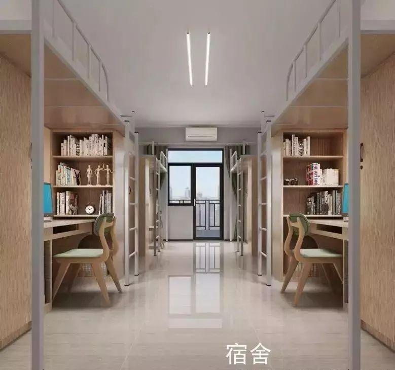 中国高校学生宿舍条件最好的大学盘点!
