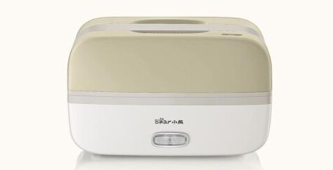 想吃热便当,不用保温桶,电热便当盒也可以?