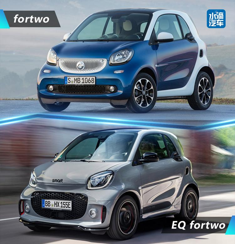 纯电小精灵 停车小能手  奔驰smart EQ 系列