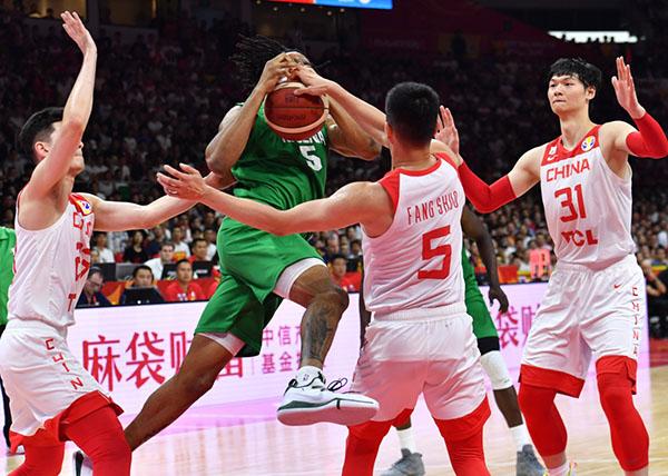节奏差,犯规随意,运球太多……中国男篮这些毛病哪来的