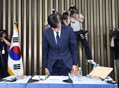 同时改组内阁 日韩关系有望破局?