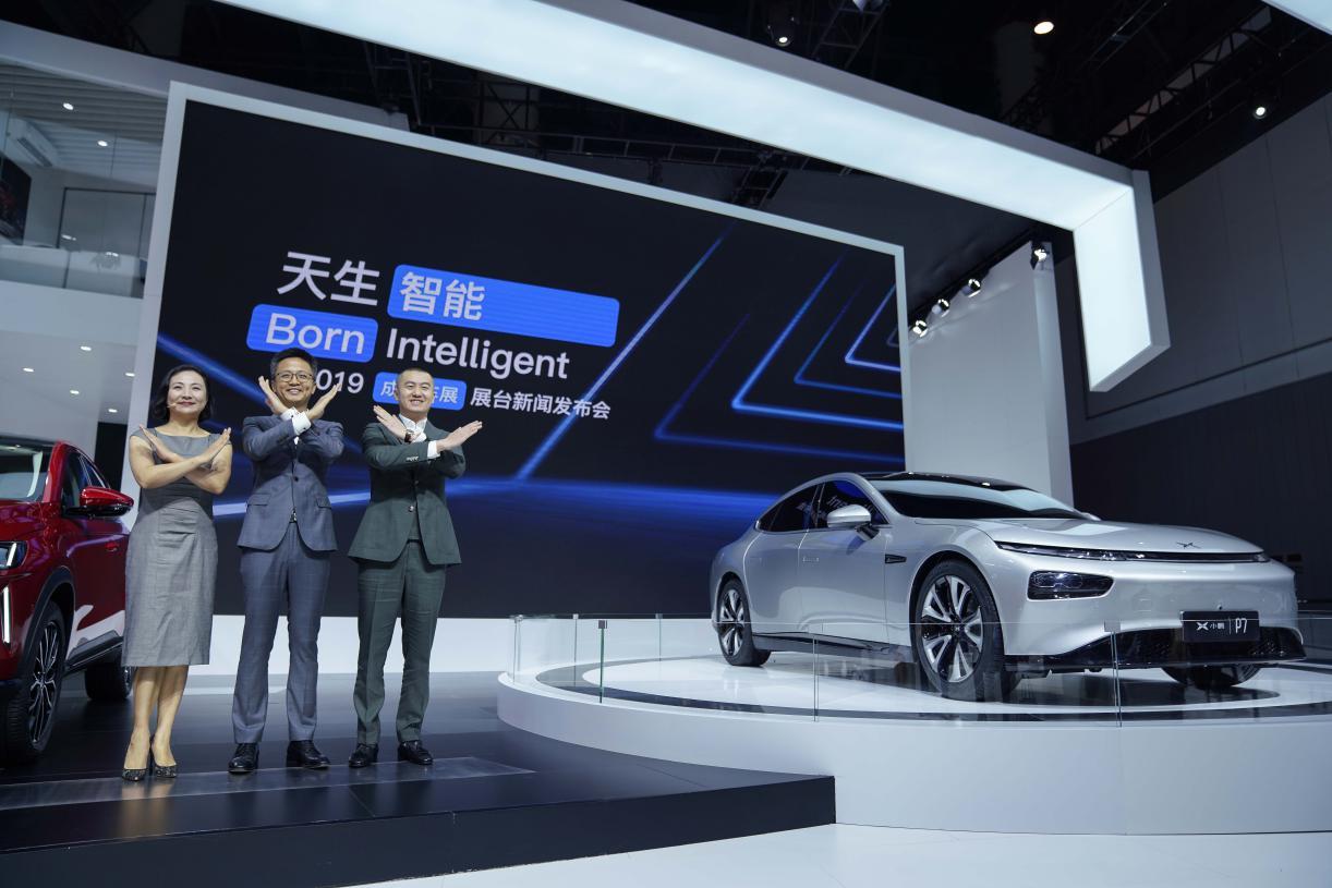 大乘汽车G60S成都车展亮相 搭载12项科技功能