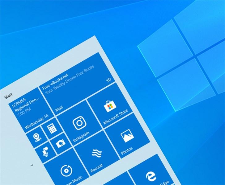 微软Windows 10 20H1预览版18975更新内容:Cortana窗口变化