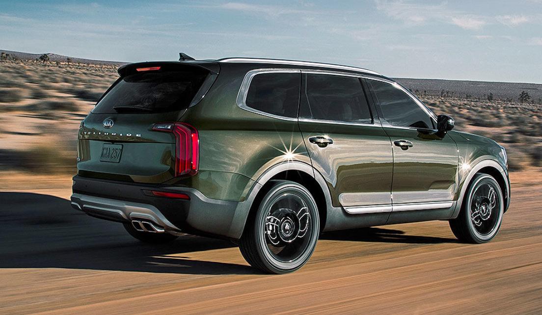 5米长的8座全尺寸SUV,22.8万开走,仅此一点太可惜!