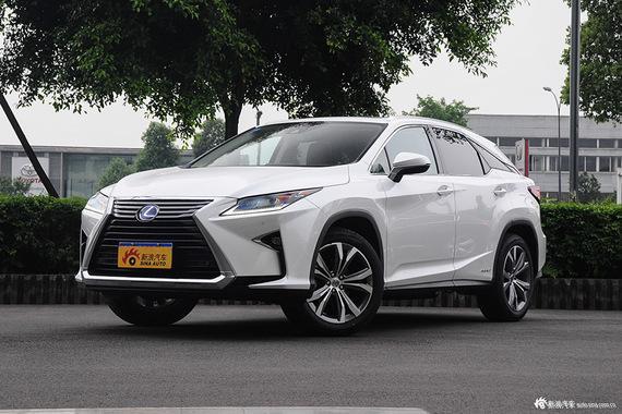 视频:雷克萨斯中大型豪华SUV新RX及全新RX 450hL加长版正式上市
