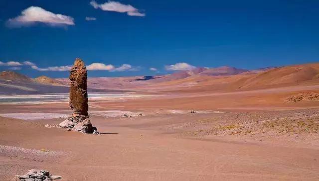 这种地方,阿塔卡马沙漠,91年未曾下过一滴雨