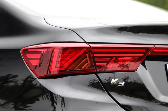 起亚全新紧凑级轿车K3,有颜有料,起亚能否靠它扳回一局?