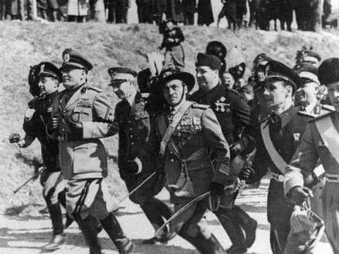二战,即使法国战败,但对付意大利人还是绰绰有余?