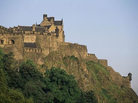 别人秋天拍红叶我去英国找城堡,用国庆七天假玩转苏格兰古城堡