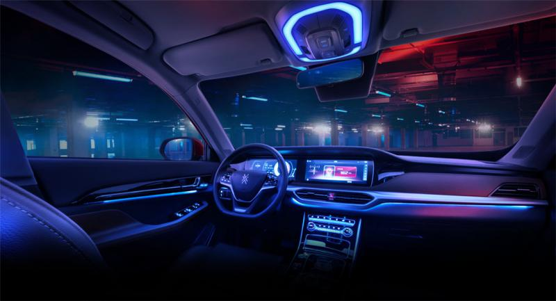 """车界潮品高科技加持 大乘汽车G60S""""跃""""级登场"""