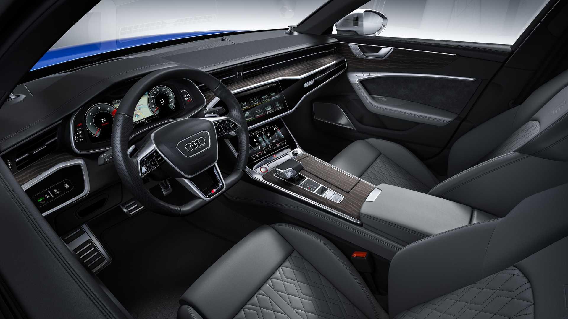 性能车迷的福音来了 全新奥迪S6正式亮相