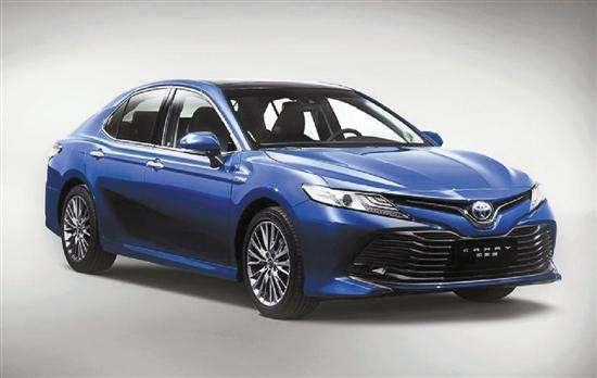 8月中级轿车销量前五,凯美瑞销量大增,雅阁瑟瑟发抖