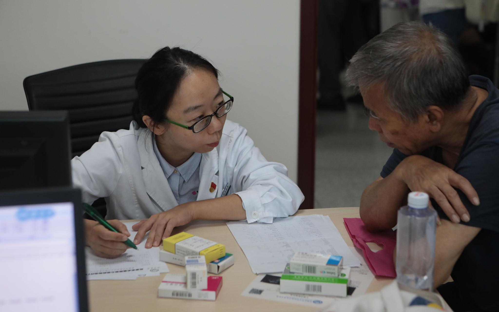 北京22家市属三甲医院设药学门诊 降患者用药风险