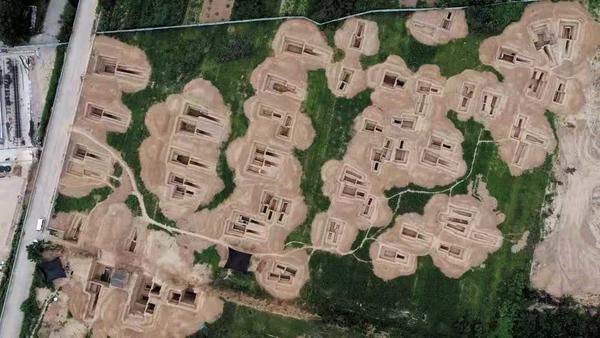 河南灵宝发掘76座汉代古墓,研究所称主人疑为郭姓望族