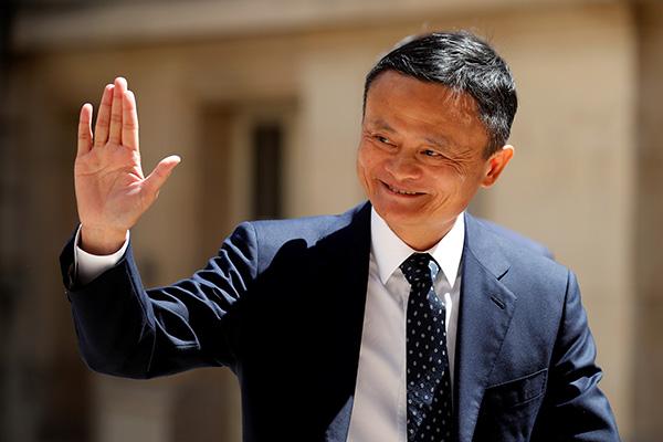 从马老师回归马老师:55岁马云卸任阿里董事局主席