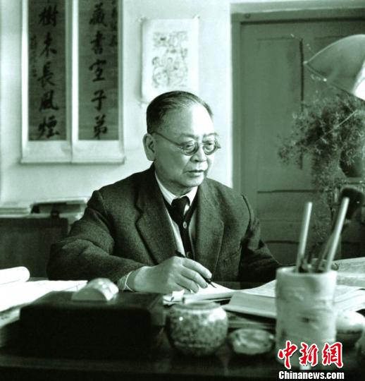 中国首部以欧阳予倩为题材的长篇传记小说出版发行
