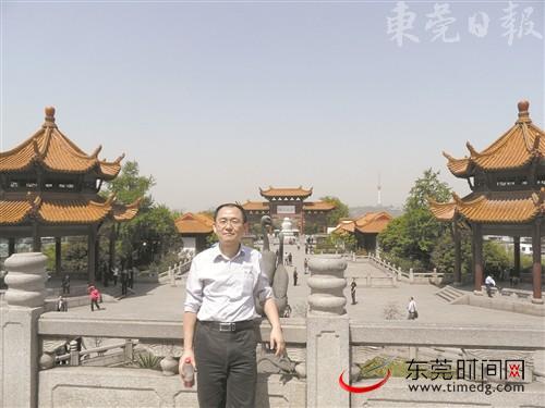 广东医科大学倪进东:平易近人 如师如父