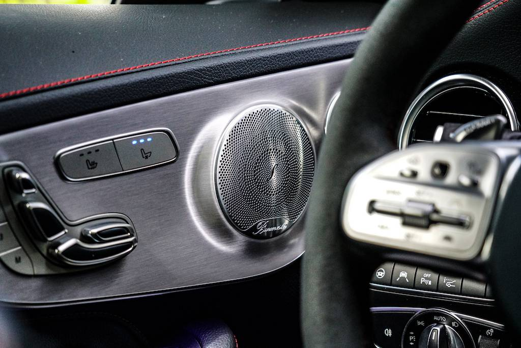 小≠不够纯正!低调也是一种优雅!试驾AMG C 43 Coupe