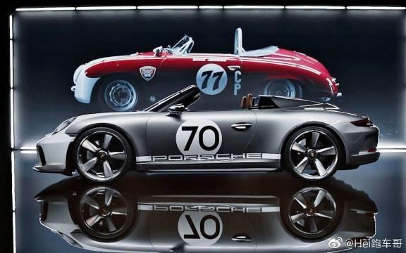 视频:保时捷 | 献礼 911 Speedster 概念车发布