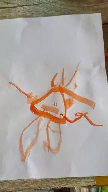 觉得宝宝是乱画,那是你不懂的儿童绘画