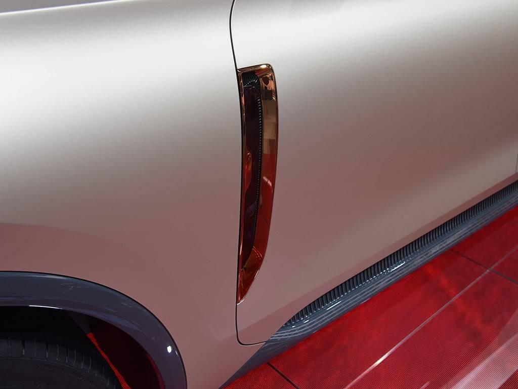 彰显大国气概,红旗概念SUV亮相法兰克福车展