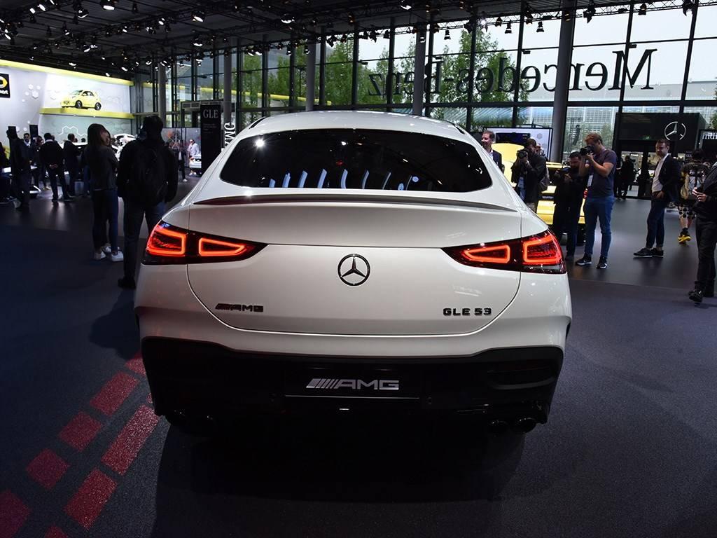 全新奔驰GLE Coupe/GLE AMG 亮相