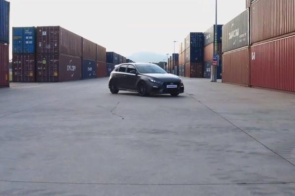 视频:现代i30 N Project C限量版宣传片