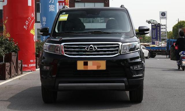 长安欧尚X70A现仅4.54万,国六排放,还是7座车,适合客货两用