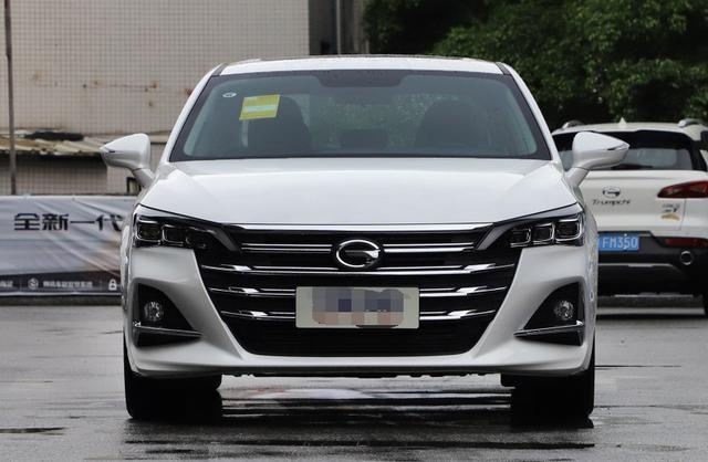 10万级的中级车,传祺GA6大卖不只靠价格,三个配置亮点很超值