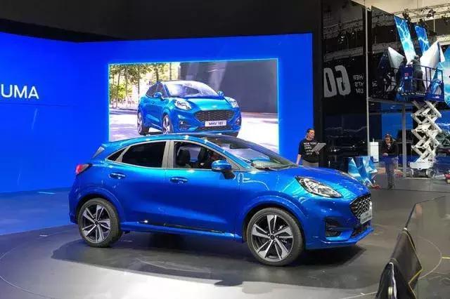 法兰克福车展上的SUV即将进入国内 可以等多半年再买车
