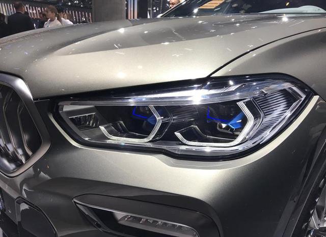 比Q8还帅,全新宝马X6正式发布,尺寸超保时捷卡宴Coupe