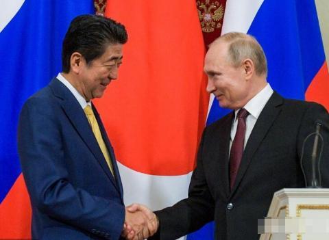 安倍的梦碎了,普京态度强硬:对于领域问题俄罗斯绝对退让!