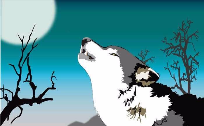 """不止比""""狠""""多一点,快来野三坡做一次真正的""""狼人"""""""