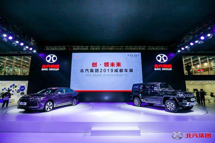图谋自主『大一统』,北汽新品牌『BEIJING』10月发布 丨车壹条