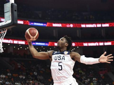 爆冷!美国男篮输球,世界杯止步八强,波波维奇却笑了