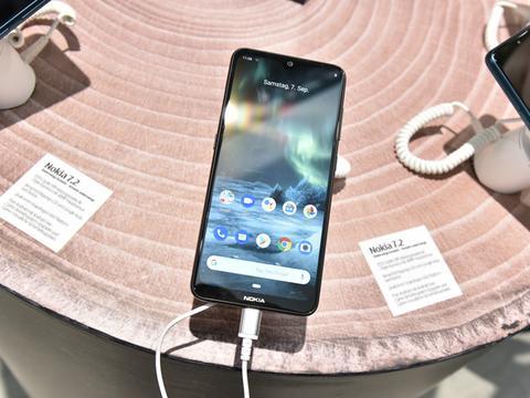 IFA2019 | 诺基亚推出7.2/6.2手机:三摄像头,面向主流消费者