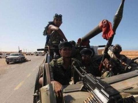 如何看待利比亚政府军攻占苏巴亚,向哈夫塔尔军发动反攻?