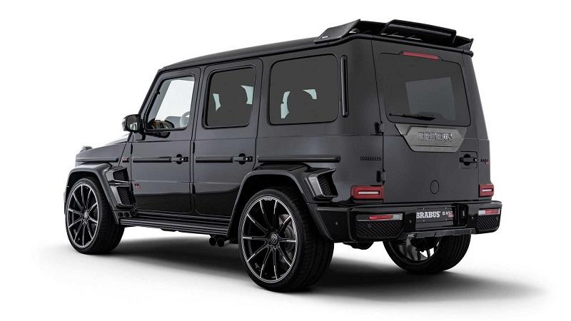 900马力/1500牛·米/限量十台 巴博斯G V12 900发布