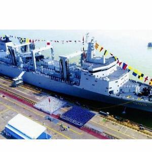 远洋综合补给舰相比于其他军舰,有何过人之处?这里告诉你答案