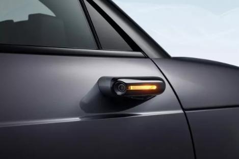 本田e电动车原型在法兰克福车展亮相
