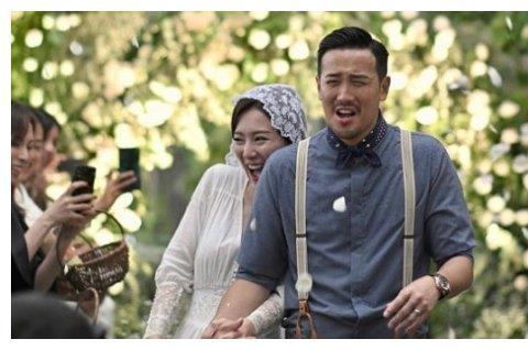 帅气青年导演结束爱情长跑,森林系婚礼,羡煞旁人