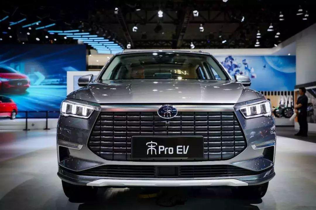 合资品牌第一台纯电SUV,却只能与自主品牌比一比?