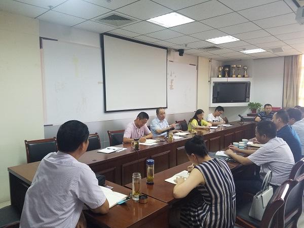 刘玉红主持召开六安城区学前教育工作调度会