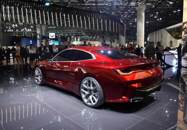 全新宝马4系发布,比8系还带感这颜值能卖80万,可惜是概念版