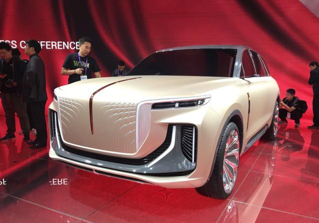 有这颜值还买什么库里南,红旗全新SUV发布,4秒内破百